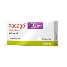 XADAGO 100 mg Filmtabletten 100 St