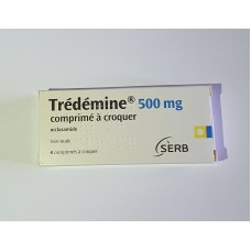 Tredemine niclosamide 500 mg 4 tab