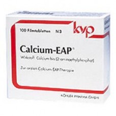CALCIUM EAP magensaftresistente Tabletten 10X100 St