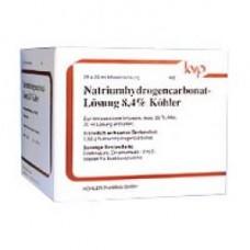 NATRIUM HYDROGENCARBONAT 8,4% 10X5X20 ml