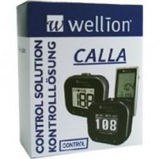 WELLION CALLA Kontrolllösung Stufe 0 1 St