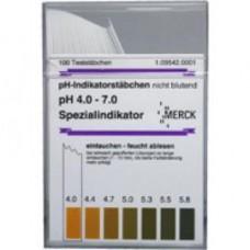 Merck PH-Indikatorstaebchen