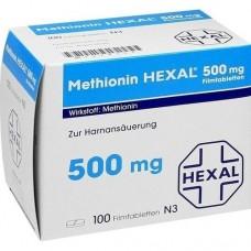 METHIONIN HEXAL 500 mg Filmtabletten 100 St