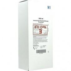 KOCHSALZLÖSUNG 0,9% Plastikfl.Fresenius 500 ml