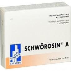 SCHWÖROSIN A Ampullen 10X1 ml