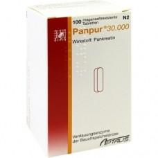 PANPUR 30.000 Filmtabletten 100 St