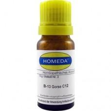 HOMEDA Gorse C 12 Globuli 10 g
