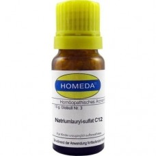 HOMEDA Natriumlaurylsulfat C 12 Globuli 10 g