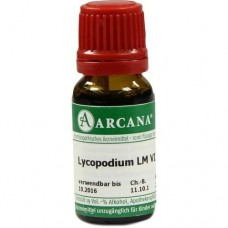 LYCOPODIUM LM 6 Dilution 10 ml