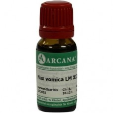 NUX VOMICA LM 12 Dilution 10 ml