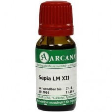 SEPIA LM 12 Dilution 10 ml