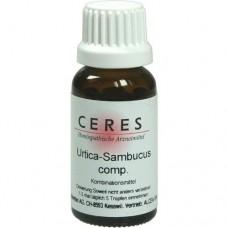 CERES Urtica sambucus comp.Tropfen 20 ml