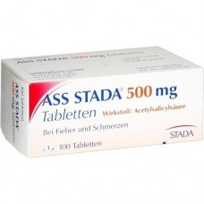 ASS STADA 500 mg Tabletten 100 St