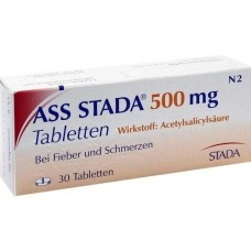 ASS STADA 500 mg Tabletten 30 St