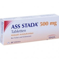 ASS STADA 500 mg Tabletten 20 St