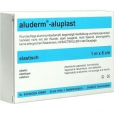 ALUDERM aluplast Wundverb.Pfl.6 cmx1 m elast. 1 St
