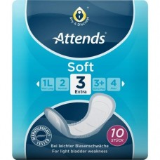 ATTENDS Soft 3 extra 10 St