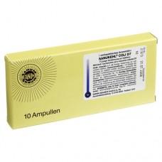 SANUKEHL Coli D 7 Ampullen 10X1 ml