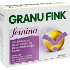 GRANU FINK Femina Kapseln 60 St