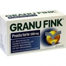 GRANU FINK Prosta forte 500 mg Hartkapseln 40 St