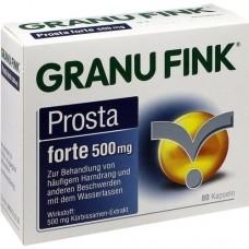 GRANU FINK Prosta forte 500 mg Hartkapseln 80 St