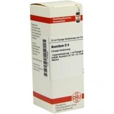 ACONITUM D 4 Dilution 20 ml