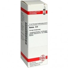 ARNICA D 4 Dilution 20 ml