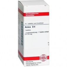 ARNICA D 4 Tabletten 80 St