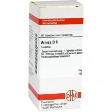 ARNICA D 6 Tabletten 80 St