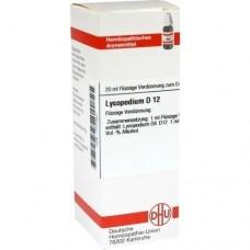 LYCOPODIUM D 12 Dilution 20 ml