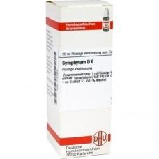 SYMPHYTUM D 6 Dilution 20 ml