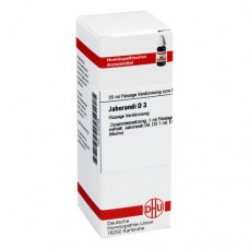 JABORANDI D 3 Dilution 20 ml