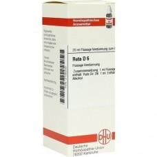 RUTA D 6 Dilution 20 ml