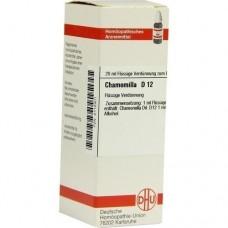 CHAMOMILLA D 12 Dilution 20 ml