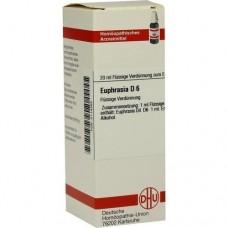 EUPHRASIA D 6 Dilution 20 ml