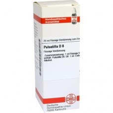 PULSATILLA D 8 Dilution 20 ml