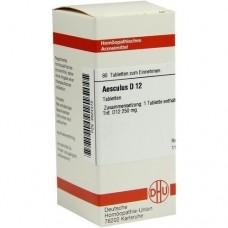 AESCULUS D 12 Tabletten 80 St