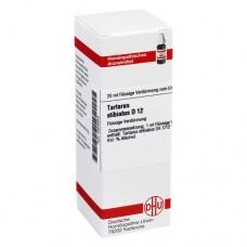 TARTARUS STIBIATUS D 12 Dilution 20 ml