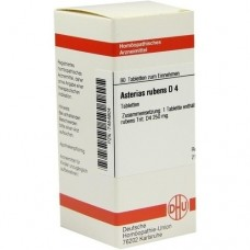 ASTERIAS RUBENS D 4 Tabletten 80 St