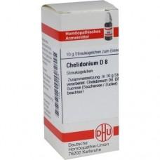 CHELIDONIUM D 8 Globuli 10 g