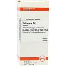 CORTISONUM D 6 Tabletten 200 St
