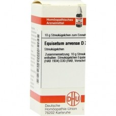 EQUISETUM ARVENSE D 30 Globuli 10 g