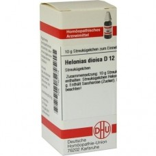 HELONIAS DIOICA D 12 Globuli 10 g
