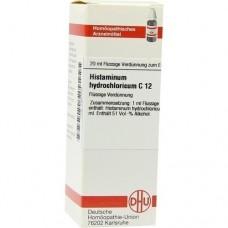 HISTAMINUM hydrochloricum C 12 Dilution 20 ml