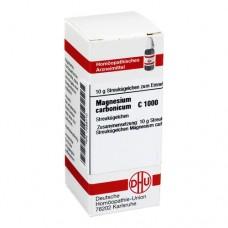 MAGNESIUM CARBONICUM C 1000 Globuli 10 g