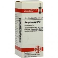 SANGUINARIA C 12 Globuli 10 g