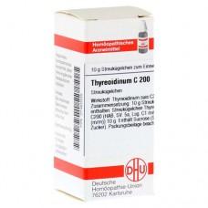 THYREOIDINUM C 200 Globuli 10 g