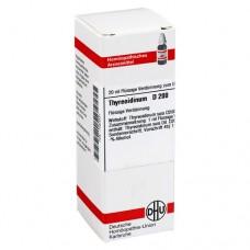 THYREOIDINUM D 200 Dilution 20 ml