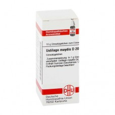 USTILAGO MAYDIS D 200 Globuli 10 g