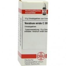 VERATRUM VIRIDE C 30 Globuli 10 g